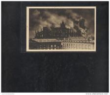 Carte Exposition Philatelique Reims 1938 - Postmark Collection (Covers)