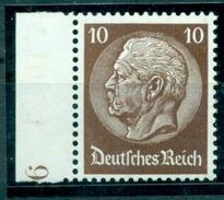 Deutsches Reich, Hindenburg  Nr. 518 Y Postfrisch ** - Deutschland