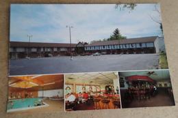 THE CHALET MOTEL - Lewiston Maine ( Hotel - Restaurant ) - Lewiston