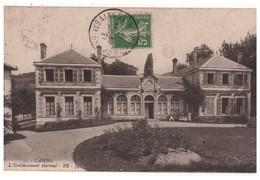 64 - CAMBO-LES-BAINS . ETABLISSEMENT THERMAL - Réf. N°4882 - - Cambo-les-Bains