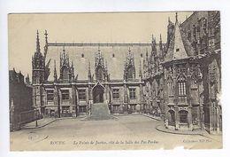 CPA Précurseur Rouen Le Palais De Justice Côté De La Salle Des Pas-Perdus N° 53 ND Phot. - Rouen