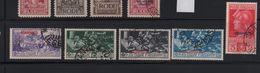 1930 Egeo Scarpanto Ferrucci Serie Cpl US - Egeo (Scarpanto)