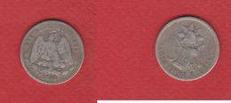 Mexique / 25 Centavos 1887 / TB - Mexico