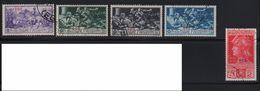 1930 Egeo Coo Cos Ferrucci Serie Cpl US - Egeo (Coo)