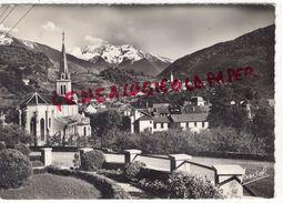 73- ALBERTVILLE- L' EGLISE  AU FOND VILLAGE DE CONFLANS-1963 - Albertville