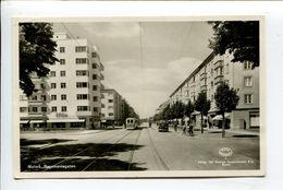 Malmö Regementagatan - Suède