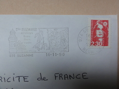 Sainte-Suzanne- Réunion - Sucre,rhum, Vanille, Cascades, Son Phare - 1990 - Faros