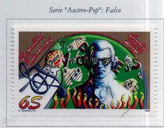 PIA - AUS -1994 : Austropop  : Falco  - (Yv 1951) - 1945-.... 2ª República
