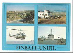 LEBANON - UNIFIL Operation - Finnish Battalion - SPECIAL UN STAMPED - - Liban
