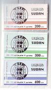 Sudan 2006 The 30th Anniversary Of The Organization Of The Petroleum Exporting Countries Or OPEC 3v. Mint ** - Sudan (1954-...)