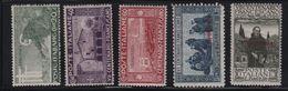 1926 Tripolitania San Francesco Serie Cpl MLH - Tripolitania