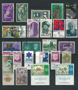 RB - 24 X Israel - Pracht Lot - Afgestempeld - Nr. 416 - Timbres
