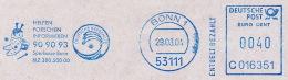 Freistempel 7418 Marienkäfer Krebshilfe - Marcofilia - EMA ( Maquina De Huellas A Franquear)