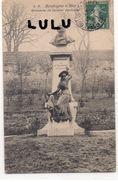 DEPT 62 : édit. S B : Boulogne Sur Mer Monument Du Docteur Duchenne - Boulogne Sur Mer