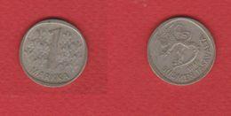 Finlande  / KM 49 /  1 Markka 1966 / TTB - Finlande