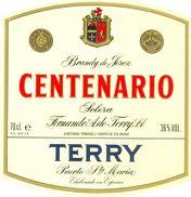 1359 - Espagne - Andalousie - Brandy De Jerez - Centenario - Solera - Fernando A. De Terry - Puerto De Santa Maria - Etiquettes