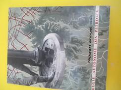 Rapport Annuel/ Régie Autonome Des PETROLES/RAP/Bresse/ Djebel Berga (Sahara)/Pétrole/Gaz Naturel/Algérie/1955   LIV139 - Books, Magazines, Comics