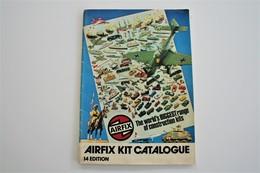Vintage CATALOGUE : Airfix Kit Catalogue, 14e Edition, A4 Format - 73 Pages, 1977 - Vintage - Figurines