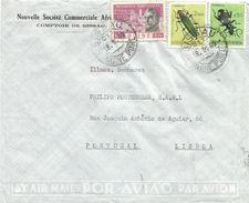 Guinea Bissau 1960 400th Anniversary São Paulo Padre Da Nobrega Anthia Nimrod Cordylomera Nitidipensis Beetle Cover - Guinea-Bissau