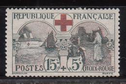 1918  YVERT Nº  156   ,   MH - Francia