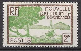Timbre De 1928 - 1938 : N°140 Chez YT. (Voir Commentaires) - New Caledonia