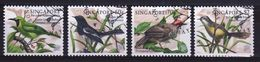 Singapore Set Of Stamps To Celebrate Songbirds. - Singapour (1959-...)