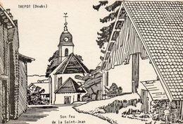 TREPOT église - Autres Communes