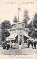 (59) Carte Pub Publicité - ROUBAIX - KINA LILLET Et Les Sauternes - Maison Lillet - 9 Grands Prix - Roubaix