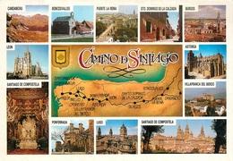 CPSM Camino De Santiago    L2393 - Espagne