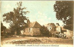 ETABLES - CHAPELLE St JACQUES Au MANOIR De La VILLE DURAND - - Etables-sur-Mer