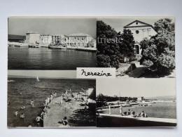 LUSSINO Lošinj Dalmazia Croazia Hrvatska NEREZINE AK Postcard Cartolina Vedutine - Croazia
