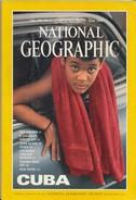 National Geographic Magazine Vol. 195, No. 6, June 1999 CUBA - Travel/ Exploration