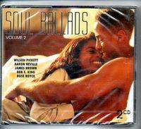 Soul Ballads  Dubbel CD Double - Soul - R&B