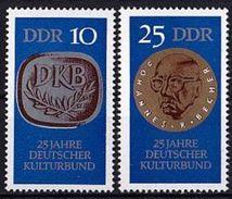 DDR Mi. Nr. 1592-1593 ** (A-5-13) - Ungebraucht