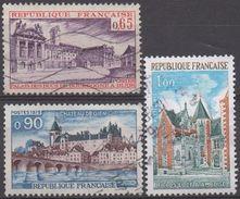 FRANCE   N°1757/1759__OBL VOIR SCAN - Francia