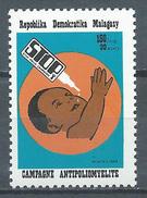 Madagascar YT N°971 Campagne Antipoliomyélite Neuf ** - Madagascar (1960-...)