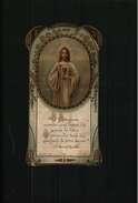 Image Pieuse   - Communion 1915   SAINT-SYMPHORIEN-sur-COISE -  Recto-verso - Images Religieuses
