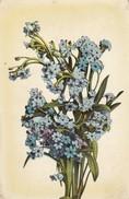 AK Vergissmeinnicht - Blumen - Künstlerkarte - 1913 (31110) - Blumen