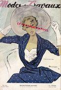 REVUE MODES & TRAVAUX- MAI 1949- N° 581-ROBERT PIGUET-LANVIN- - Mode