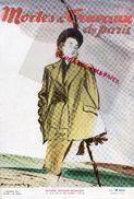 REVUE MODES & TRAVAUX- SEPTEMBRE 1947- N° 562-CARVEN-FATH-ALIX-SCANDALE LINGERIE-BOSC - Mode