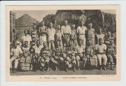 CONGO - SOEURS BLEUES DE CASTRES - JEUNES MENAGES CHRETIENS - Congo Francés - Otros