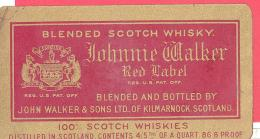 Romania  Johnnie Walker - Whisky