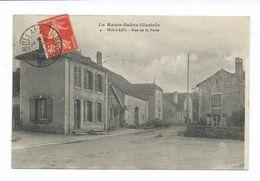 CPA MOLLANS - RUE DE LA POSTE - France