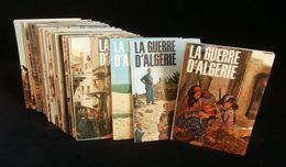 LA GUERRE D'ALGERIE 300 DIAPOSITIVES  Couleurs  Editions Jules TALLANDIER 1972/1973 - Krieg, Militär