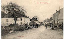 88   SAPOIS - Francia