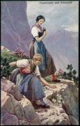 Alpenrosen Und Edelweiß, 2 Frauen Suchen, B.K.W.I. 154-5 - 1900-1949