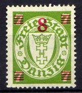 Danzig 1934 Mi A241 ** [261016XIII] - Danzig