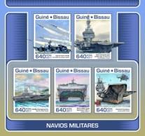 Guinea Bissau 2017 Military Ships - Guinea-Bissau