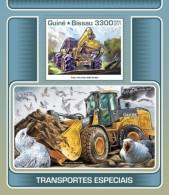 Guinea Bissau 2017 Special Transport - Guinea-Bissau