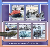 Guinea Bissau 2017 Military Base Of Russia - Guinea-Bissau